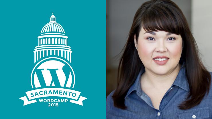 WordCamp Sacramento Jen Meyer