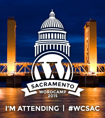 WordCamp Sacramento 2015 Attendee