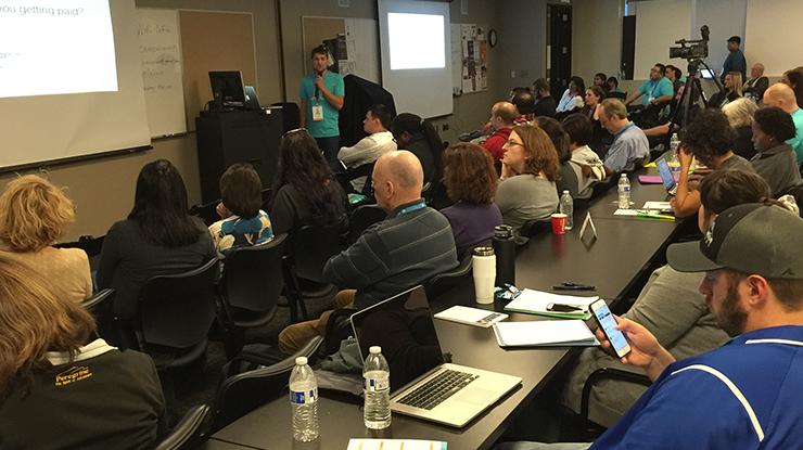 Alex Christensen WordCamp Sacramento 2015