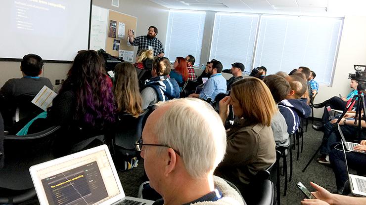 Jason Cosper WordCamp Sacramento 2015