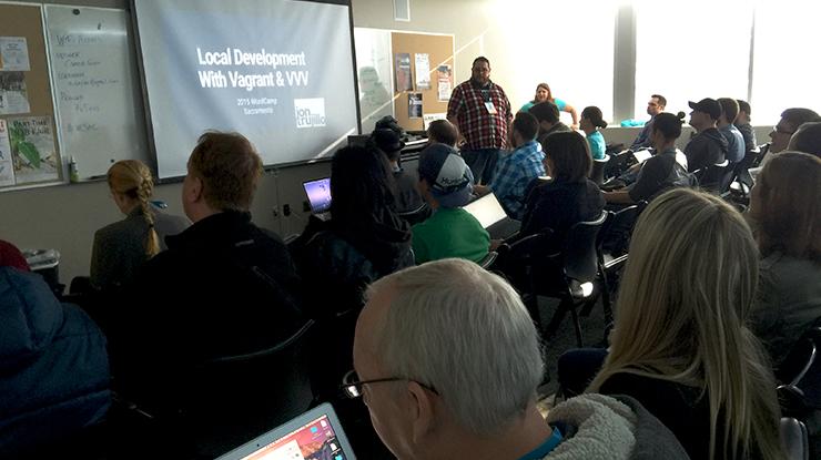 Jonathan Trujillo WordCamp Sacramento 2015