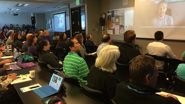 Matt Mullenweg Sacramento WordCamp