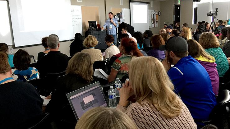 Nolan Erck WordCamp Sacramento 2015
