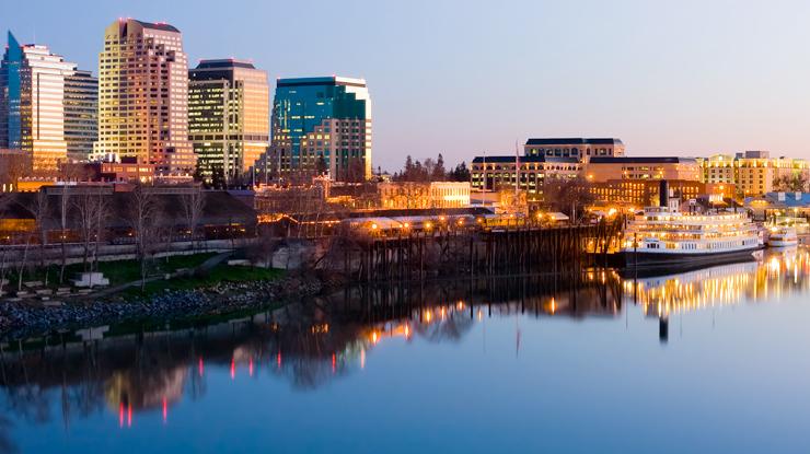 Sacramento Riverfront