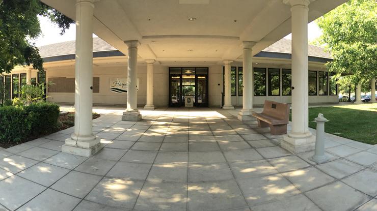 Harper Alumni Center
