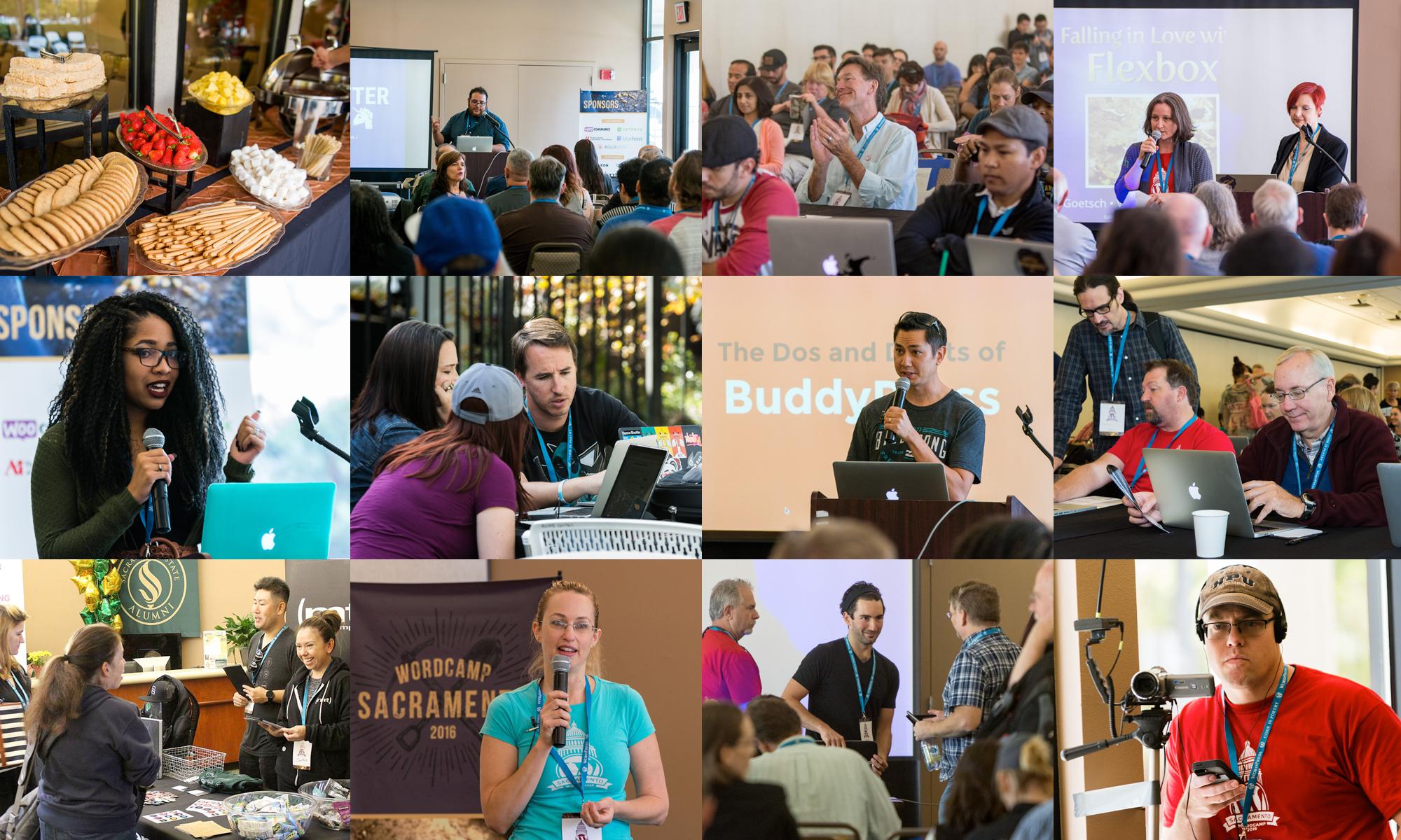 WordCamp Sacramento Photos